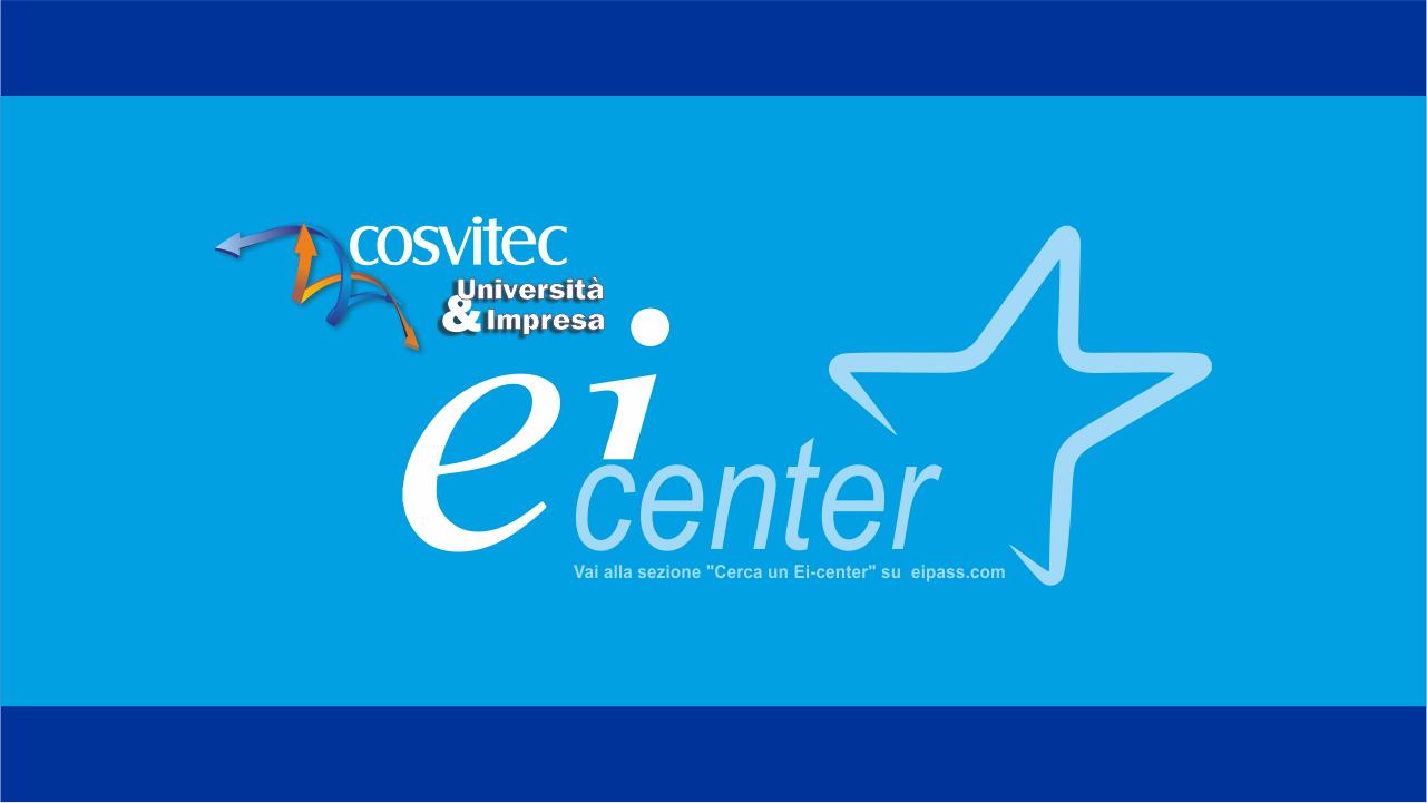 Cosvitec è diventato centro accreditato per eipass un ei-center