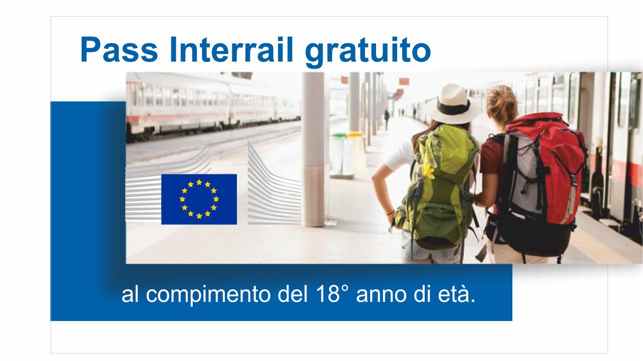 Pass Interrail Gratuito