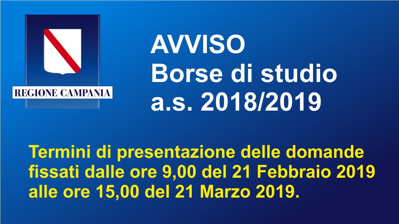 scarpe da corsa carina nuova alta qualità Regione Campania AVVISO Borse di studio a.s. 2018/2019
