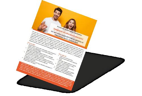 Brochure informativa Educatori Germania